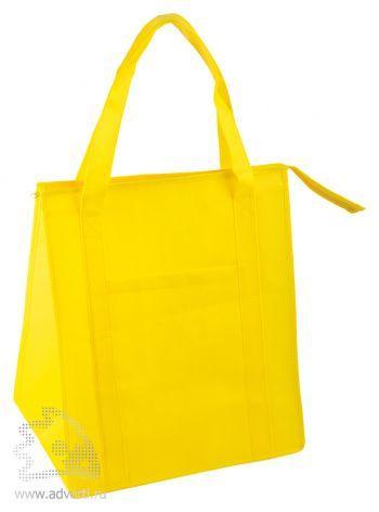 Сумка для шопинга «Помощница», желтая