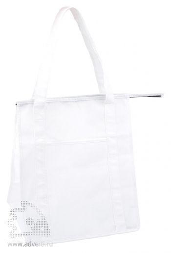 Сумка для шопинга «Помощница», белая