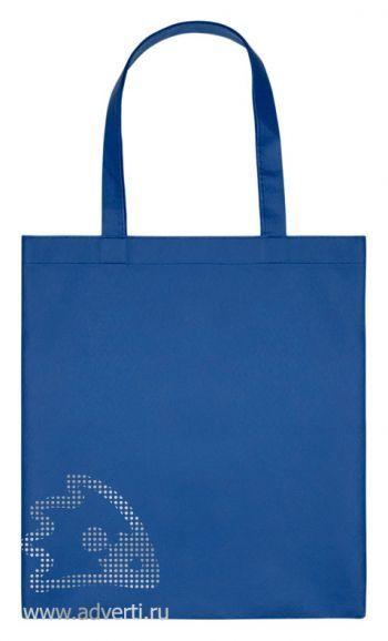 Сумка «Бигбэг», синяя