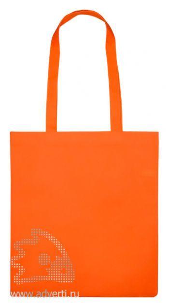 Сумка «Бигбэг», оранжевая