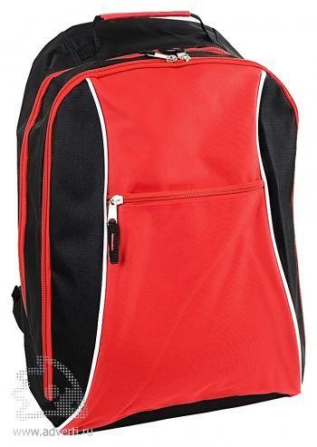 Рюкзак «Спорт», красный