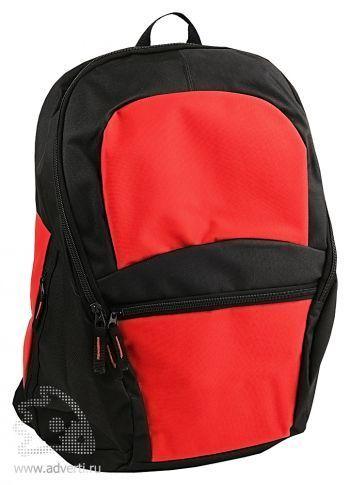 Рюкзак «Автостоп», красный
