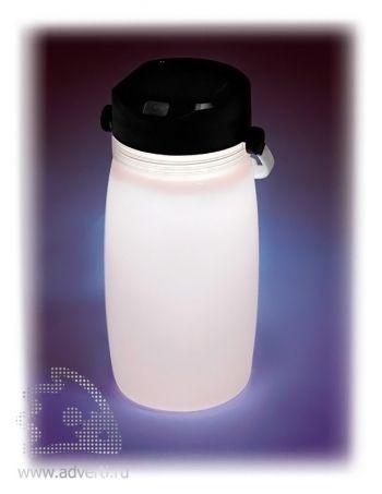 Бутылка «Firefly», несколько режимов света