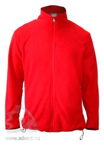 Куртка «Red Fort», красная