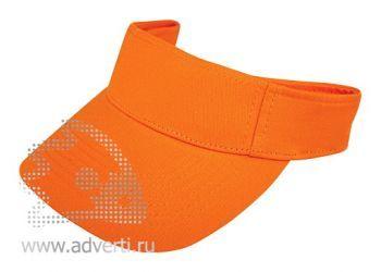 Козырек «Leader», оранжевый
