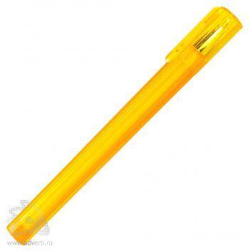 Шариковая ручка «Logo 2», желтая