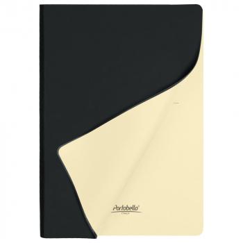 Ежедневник Spark А5, недатированный, чёрный, мягкая обложка