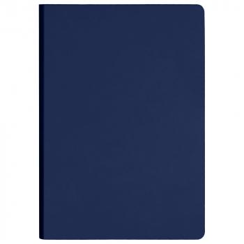 Ежедневник Spark А5, недатированный, синий, вид спереди