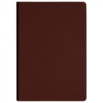Ежедневник Spark А5, недатированный, бордовый, вид спереди