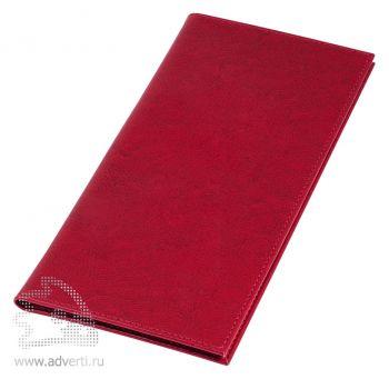 Тревеллер «Birmingham» с отделением на молнии, красный