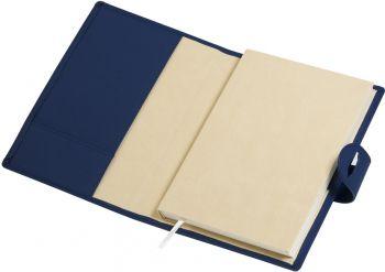 Ежедневник-портфолио «Passage», синий, сменный блок