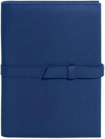 Ежедневник-портфолио «River», синие