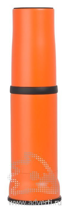 Термос «Одиссея», оранжевый