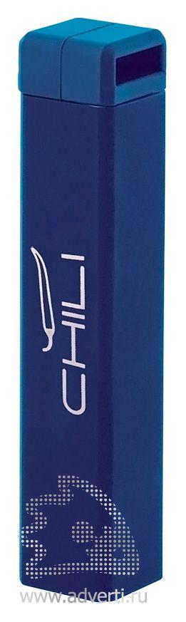 Источник энергии универсальный «Chida» 2800 mAh, Chili, синий