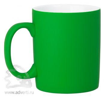 Кружка «Симпл», светло-зеленая