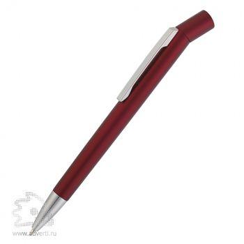 Ручка шариковая «George», бордовый металлик