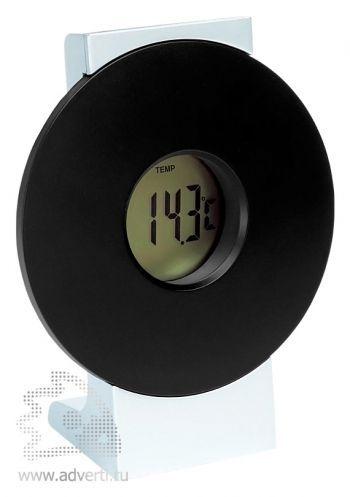 Часы настольные, термометр
