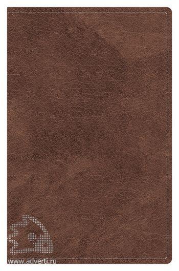 Визитницы «Мадера», коричневые