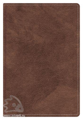 Ежедневники и еженедельники «Мадера», коричневые