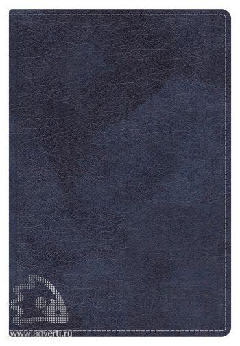 Ежедневники и еженедельники «Мадера», синие