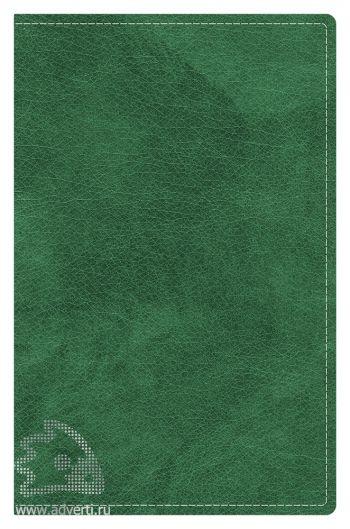 Визитницы «Мадера», зелёные