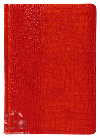 Ежедневники «Manhattan», красные
