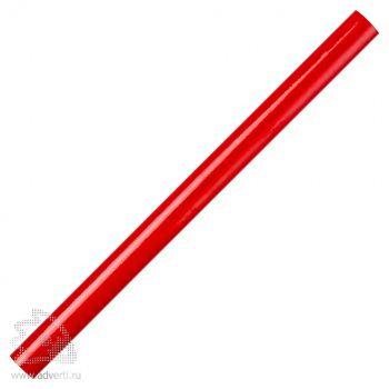 Карандаш овальный «Мастер», красный