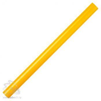 Карандаш овальный «Мастер», желтый
