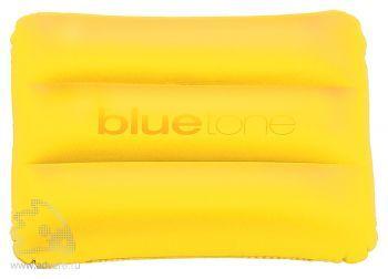 Пляжная подушка «Siesta», желтая