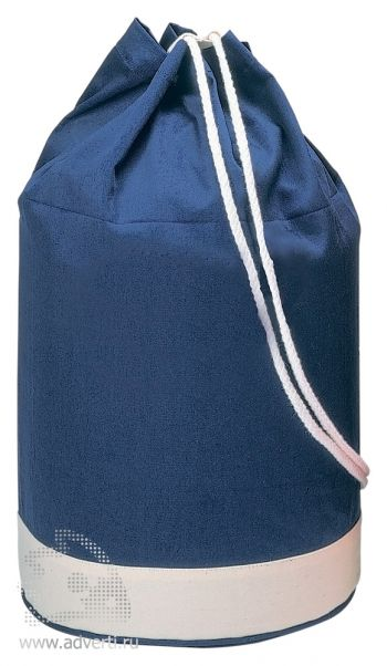 Мешок-рюкзак «Yatch», синий