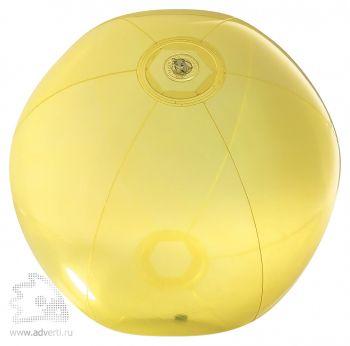 Пляжный мяч «Aqua», желтый