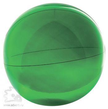 Пляжный мяч «Aqua», зеленый