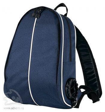 Водонепроницаемый рюкзак «Montego Bay» с отделением для бутылки, синий