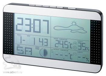"""Многофункциональная метеостанция «Weatherex» с термометром, барометром, гигрометром и """"вечным"""" календарем"""