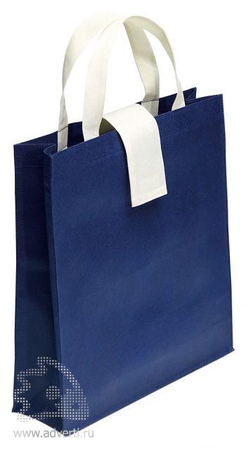 Складная сумка «Folby» для покупок из нетканого материала