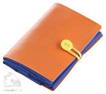 Сумка для покупок «Bagoshop», оранжевая