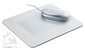Коврик для мыши с окном для фото или лого «Pictopad»