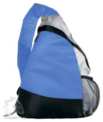 Рюкзак на одной лямке «Gary», синий