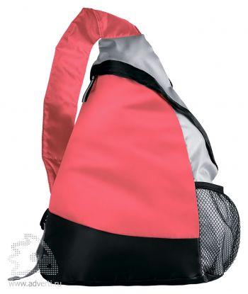 Рюкзак на одной лямке «Gary», красный