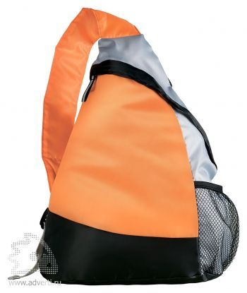 Рюкзак на одной лямке «Gary», оранжевый