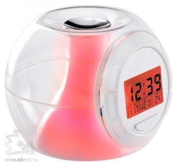 Часы «Lightclock» c подсветкой и релакс-музыкой