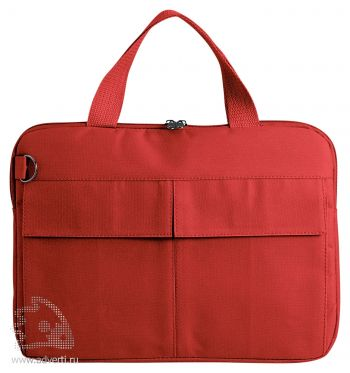 Сумка для конференций «Togo», красная