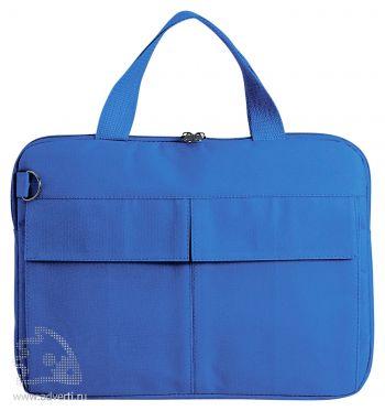 Сумка для конференций «Togo», синяя