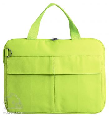 Сумка для конференций «Togo», светло-зеленая