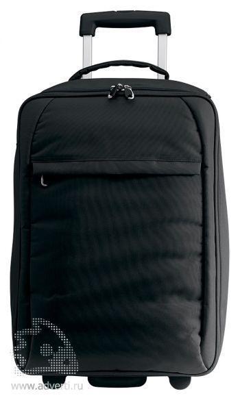 Складной чемодан «Tou», черный