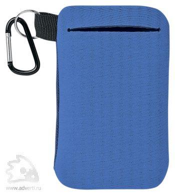 Кошелек для монет и телефона «Handu», синий
