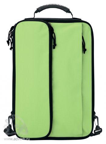 Сумка для ноутбука «Alife», светло-зеленая