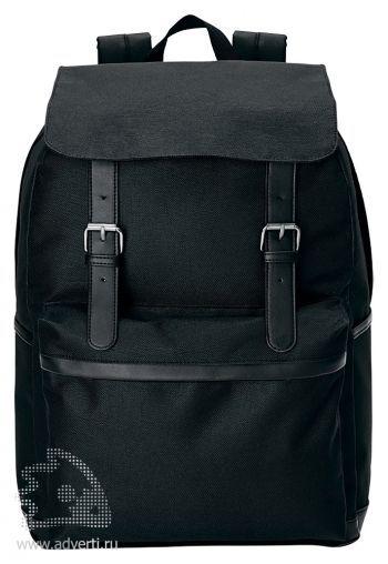 Рюкзак для ноутбука «Padua», черный