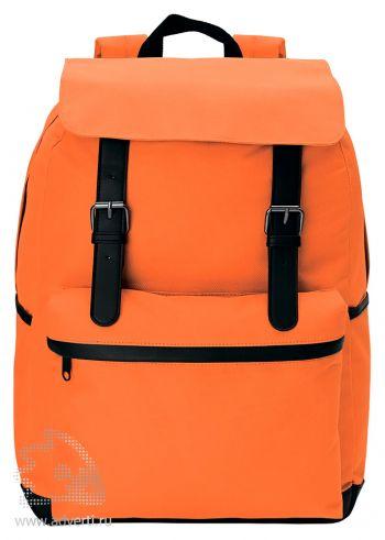 Рюкзак для ноутбука «Padua», оранжевый