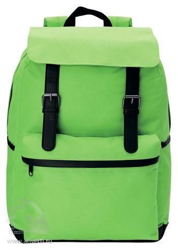 Рюкзак для ноутбука «Padua», светло-зеленый